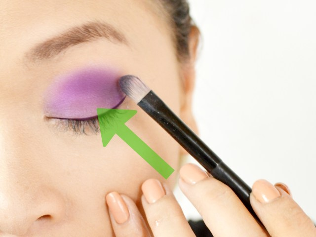 Makeup For Green Eyes 4 Ways To Do Makeup For Green Eyes Wikihow