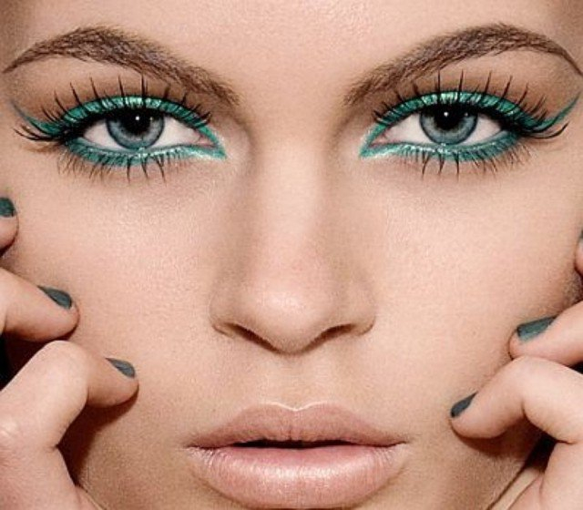 Makeup For Greenish Blue Eyes 13 Beautiful Green Eye Makeup Ideas And Tutorials Pretty Designs