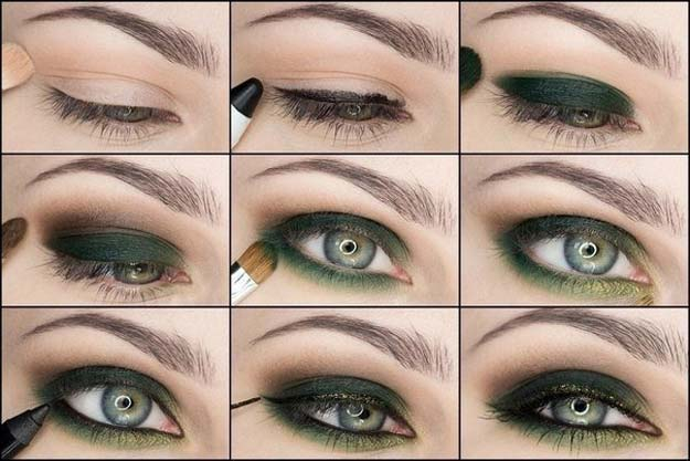 Makeup For Greenish Blue Eyes 38 Makeup Ideas For Prom The Goddess