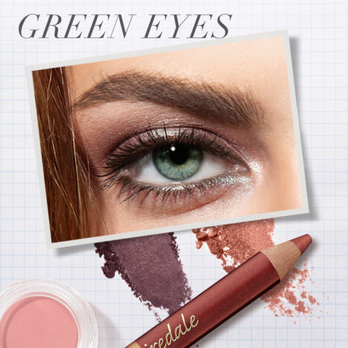 Makeup For Greenish Blue Eyes The Best Eye Makeup For Blue Green Brown Eyes Jane Iredale