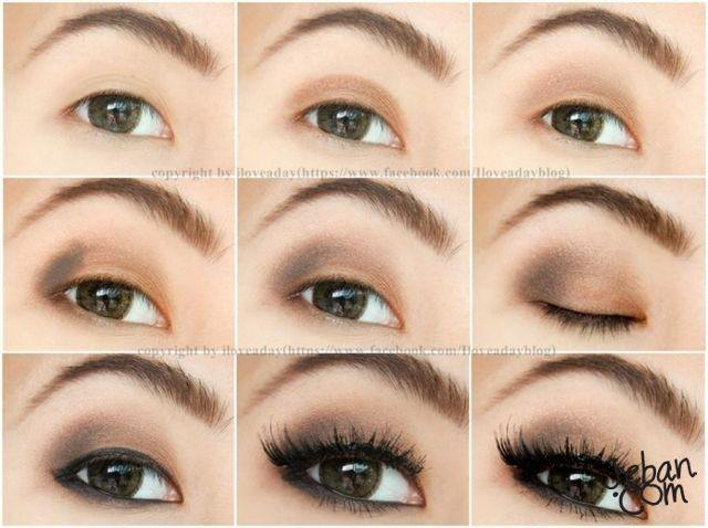 Makeup For Small Asian Eyes Eye Makeup For Oriental Eyes Eye Makeup