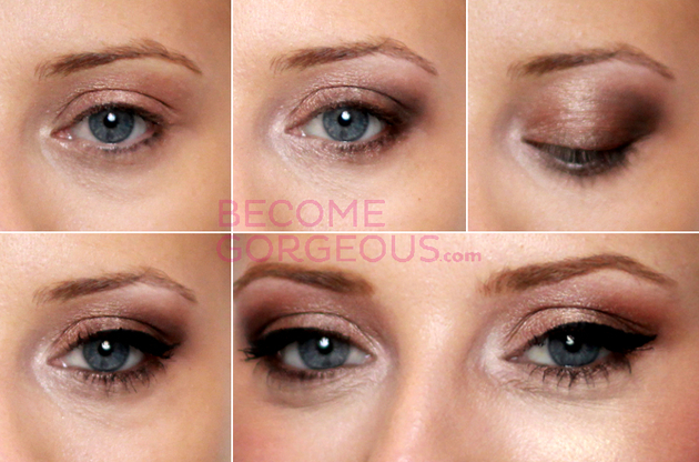Makeup Tricks For Blue Eyes Romantic Makeup For Blue Eyes And Blonde Hair