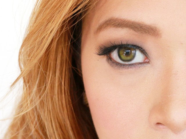 Makeup Tutorials For Green Eyes How To Make Green Eyes Stand Out 10 Steps With Pictures