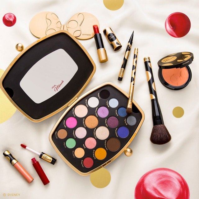 Minnie Mouse Eye Makeup New Minnie Mouse Inspired Collections Launch In Collaboration With