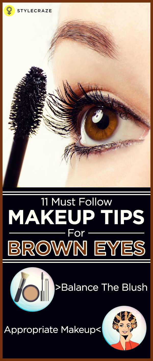 Natural Eye Makeup For Brown Eyes Eye Makeup For Brown Eyes 10 Stunning Tutorials And 6 Simple Tips