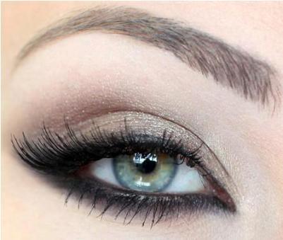 Natural Eye Makeup Looks Everyday Natural Eye Makeup Look Tutorial Amazingmakeups
