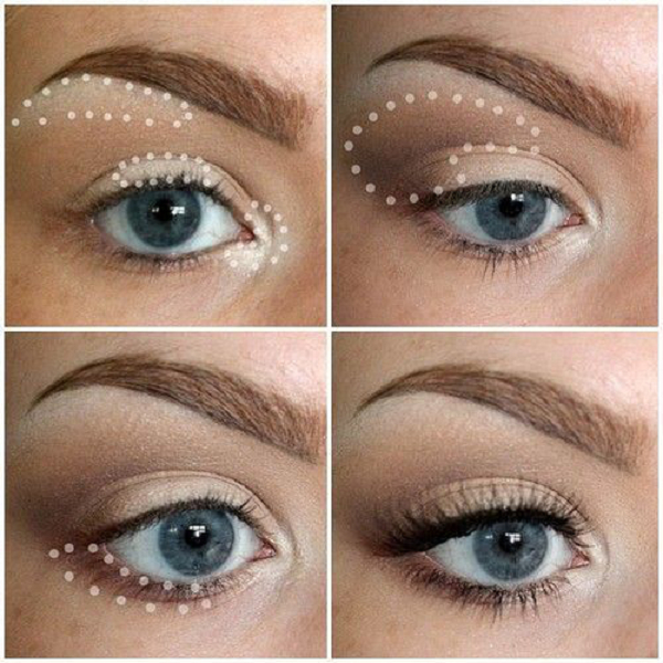 Natural Eye Makeup Looks How To Apply Eye Makeup And Make It Look Natural Beauty Zone