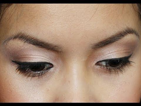 Natural Eye Makeup Looks Makeup Tutorial Everyday Neutral Eyeshadow Youtube