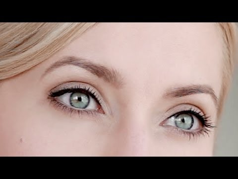 Natural Eye Makeup Looks Natural Eye Makeup Tutorial For Everyday Youtube