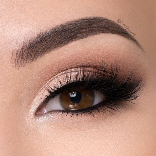 Natural Eye Makeup Looks Natural Smokey Eye Makeup Tutorial Makeup Geek 2700861 Weddbook