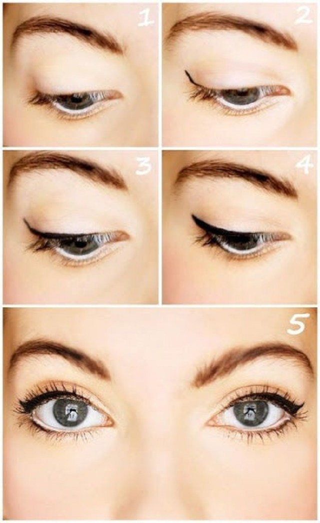 Natural Looking Eye Makeup Top 10 Easy Natural Eye Makeup Tutorials