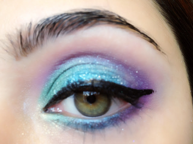 Peacock Inspired Eye Makeup Peacock Inspired Eye Makeup Using Bh Cosmetics 1st Edition Review