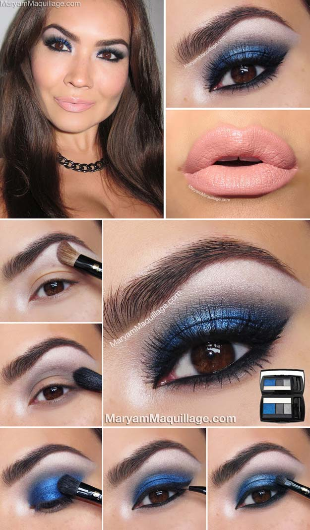 Pink Makeup For Brown Eyes 30 Wedding Makeup For Brown Eyes The Goddess