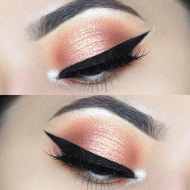 Pink Makeup For Brown Eyes 41 Insanely Beautiful Makeup Ideas For Prom Stayglam