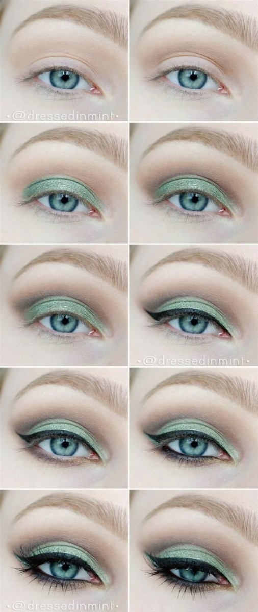 Pretty Light Eye Makeup 17 Best Light Smoky Eye Makeup Tutorials For Summer Styles Weekly