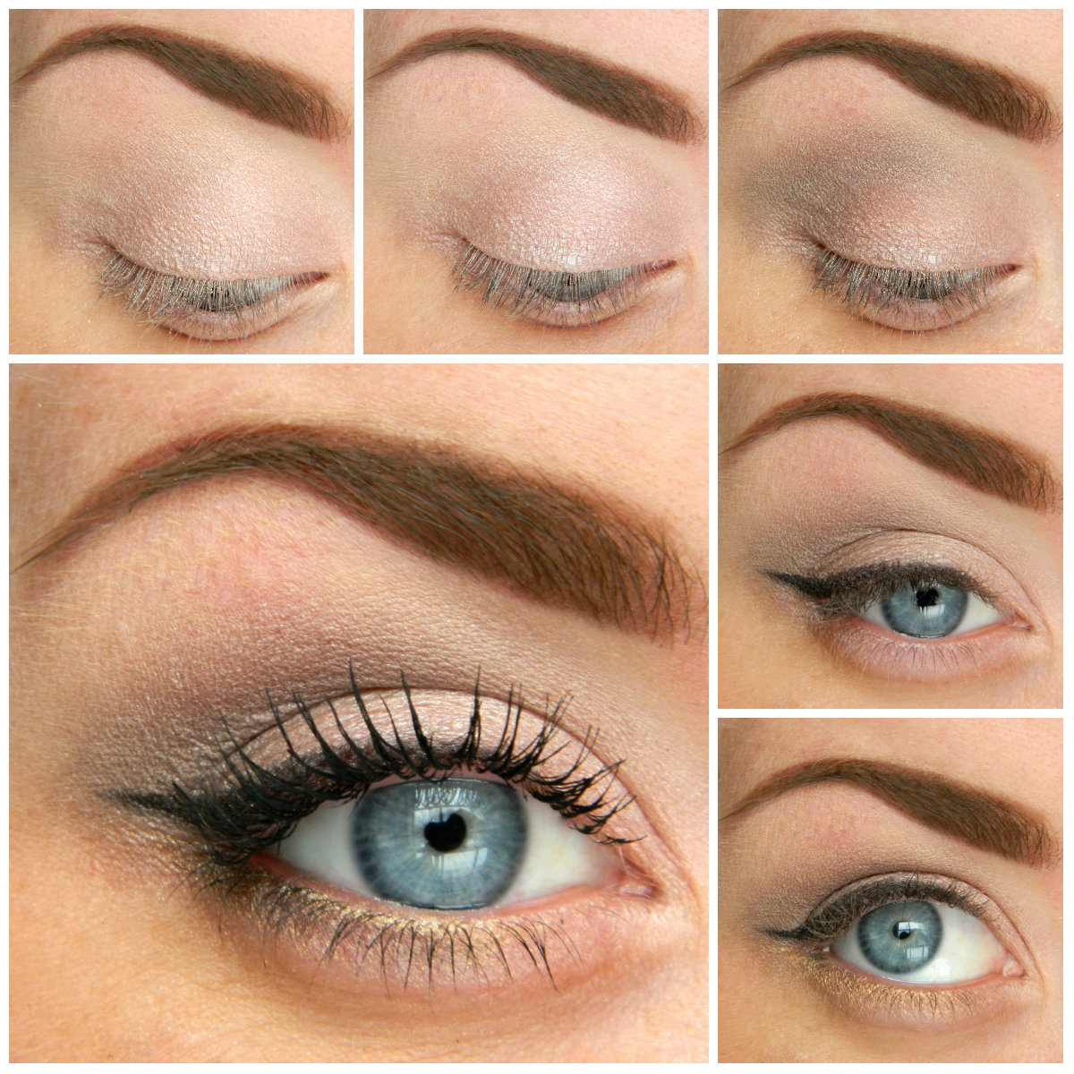 Pretty Light Eye Makeup 5 Ways To Make Blue Eyes Pop With Proper Eye Makeup Her Style Code