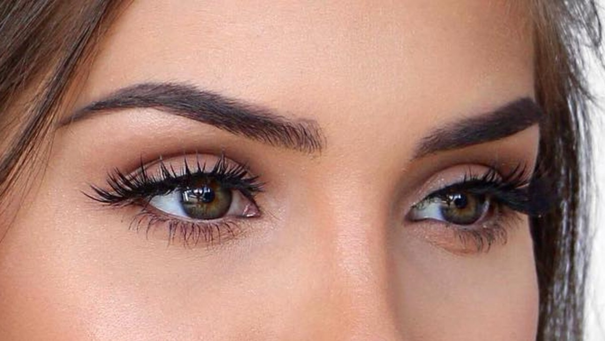 Pretty Light Eye Makeup Natural Eye Makeup Tutorial Fashionista