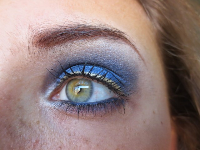 Prom Makeup For Hazel Eyes Prom Makeup For Blue Eyes Glam Gowns Blog