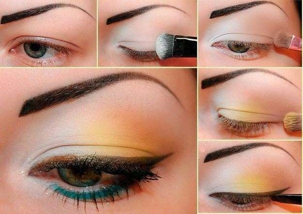 Prom Makeup Green Eyes 50 Over The Top Prom Makeup Ideas To Make You Look Wow