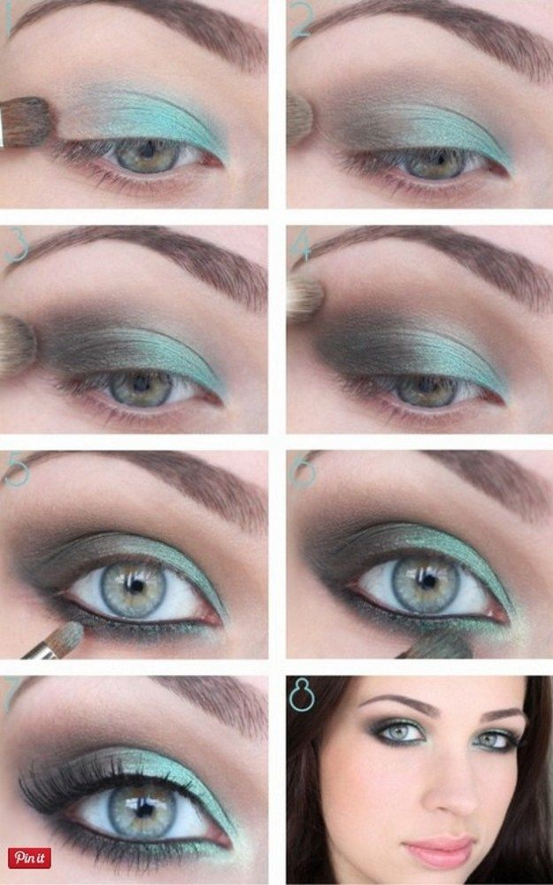 Prom Makeup Green Eyes Diy Makeup Tutorials How To Do Prom Makeup For Blue Eyes Prom