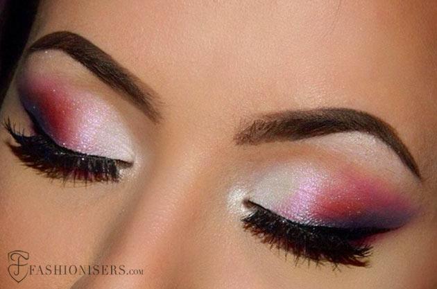Romantic Eye Makeup 10 Dramatic Smokey Eye Makeup Ideas Fashionisers