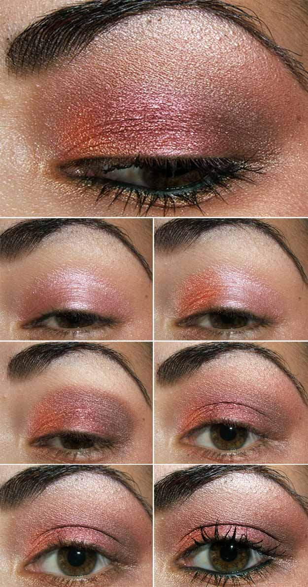 Romantic Eye Makeup 30 Wedding Makeup For Brown Eyes The Goddess