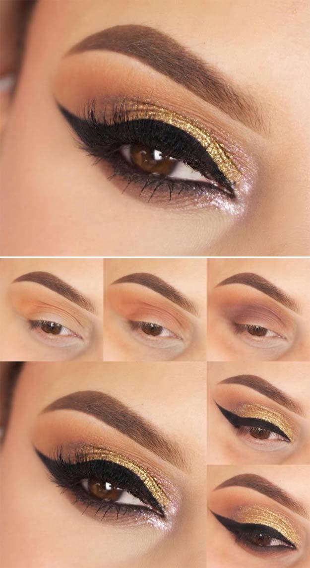 Romantic Eye Makeup 30 Wedding Makeup For Brown Eyes The Goddess