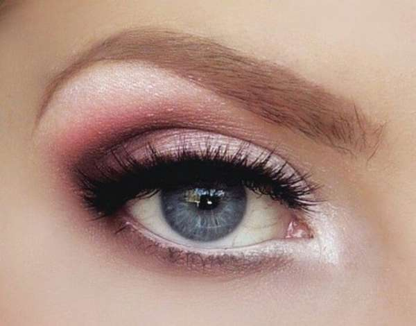 Romantic Eye Makeup Romantic Eyes Makeup Trick For Valentines Day 2017