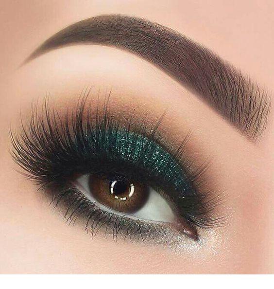 Simple But Cute Eye Makeup Simple Nice Eye Makeup Inspiring Ladies