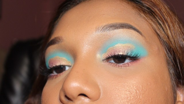 Simple Pink Eye Makeup Cloud Eye Makeup Everything To Know About The Instagram Trend Allure