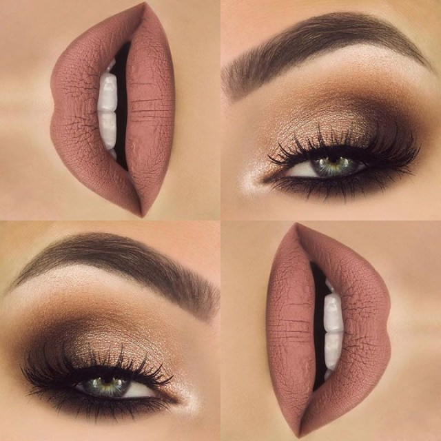 Smokey Eye Makeup Brown Best Ideas For Makeup Tutorials Shimmery Brown Smokey Eye Join My