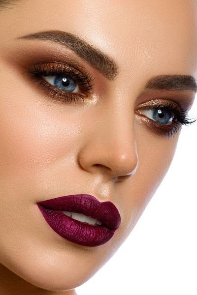 Smokey Eye Makeup Brown The Perfect Brown Smokey Eye 15 Amazing Video Tutorials Beauty