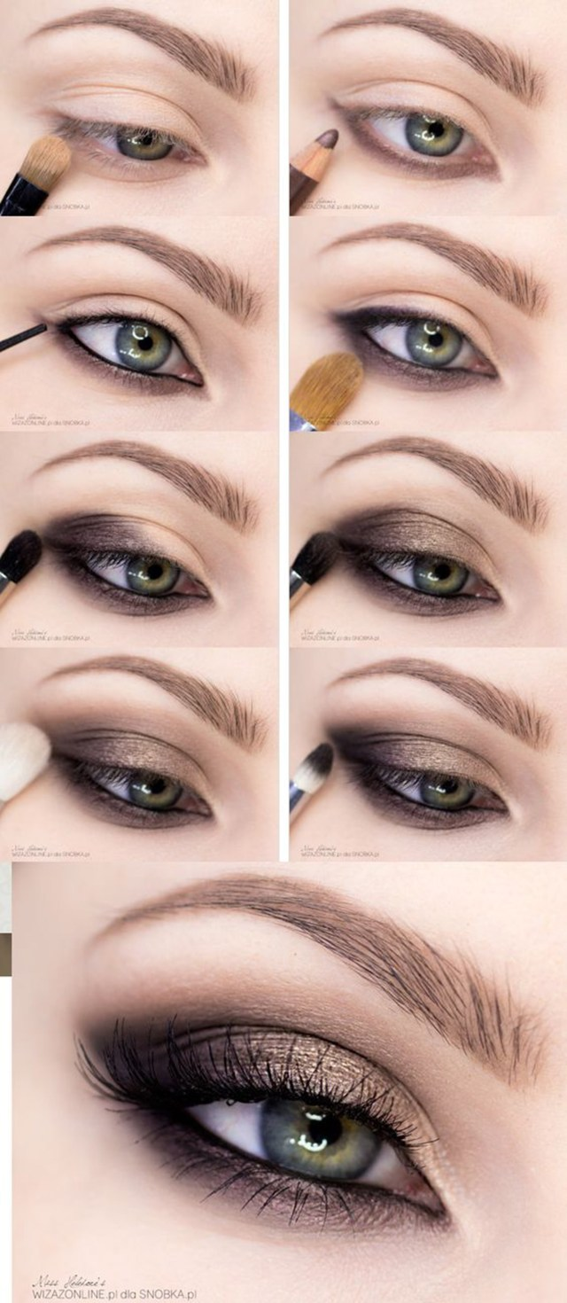 excellent smokey eye makeup pictures - wemakeupto