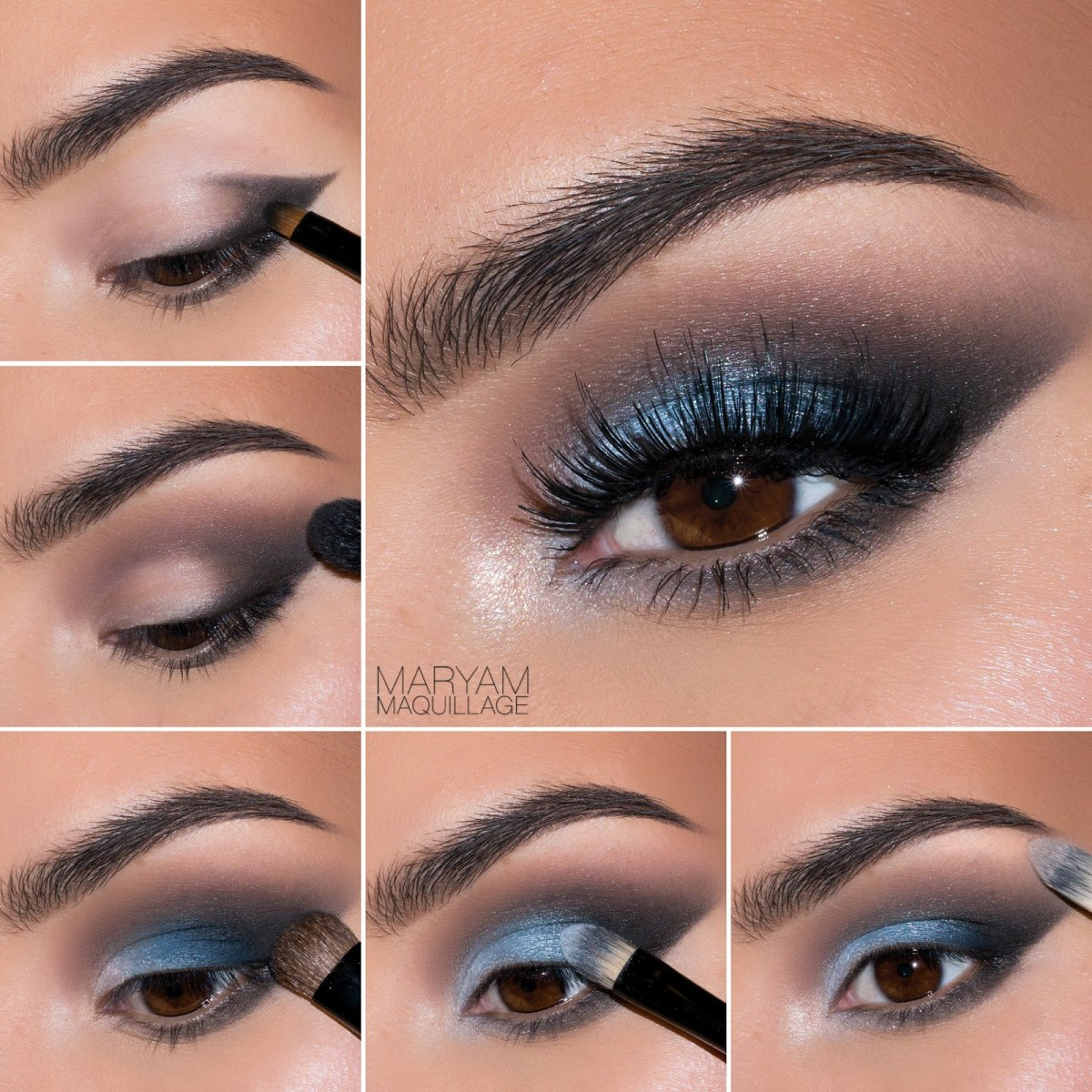 Smokey Eye Makeup Pictures 16 Must See Eye Makeup Pictorials Fashionsy