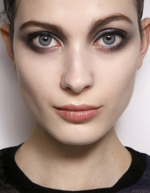 Smokey Eye Makeup Pictures How To Create A Smokey Eye For Blue Eyes Stylecaster