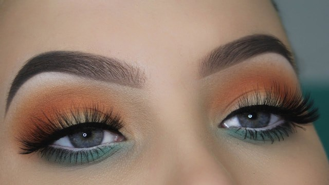 Summer Eye Makeup Easy Summer Eye Makeup Tutorial Youtube