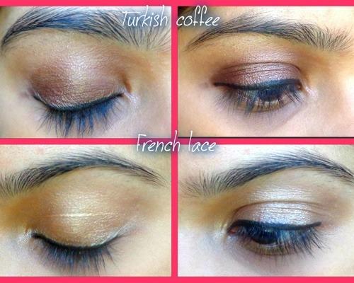 Turkish Eye Makeup Elf Jumbo Eye Shadow Stickin French Lace And Turkish Coffee