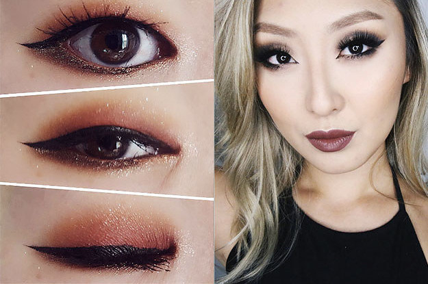 Very Natural Eye Makeup 34 Monolid Makeup Tips You Probably Havent Tried Yet