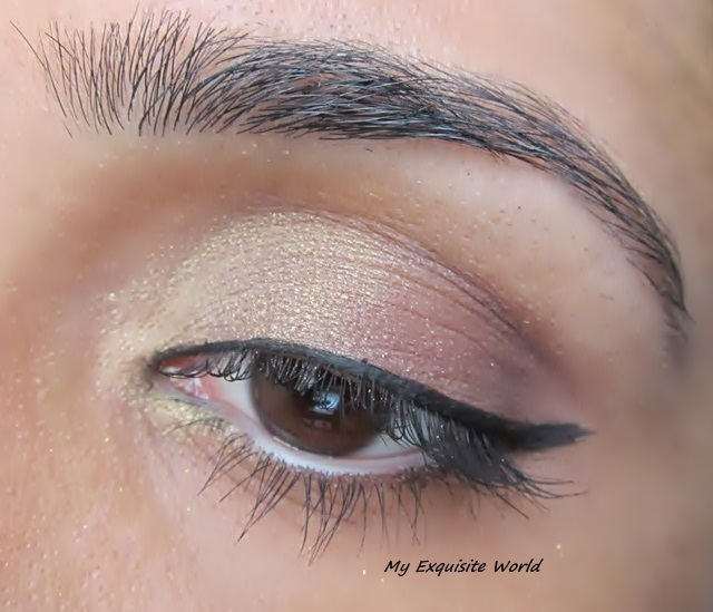 Very Natural Eye Makeup Natural Eye Look My Exquisite World