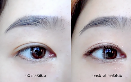 Very Natural Eye Makeup Natural Korean Eye Makeup Tutorial Everyday Look Beautifymeeh