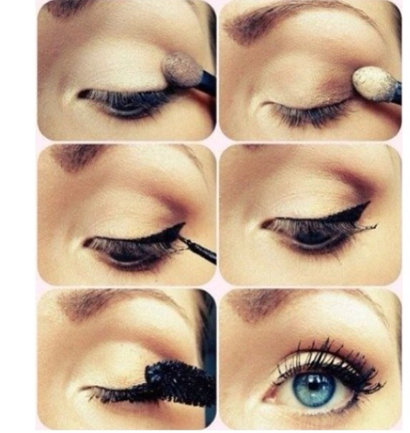 Very Natural Eye Makeup Very Cute Natural Eye Makeup Maryam Ghanem Musely