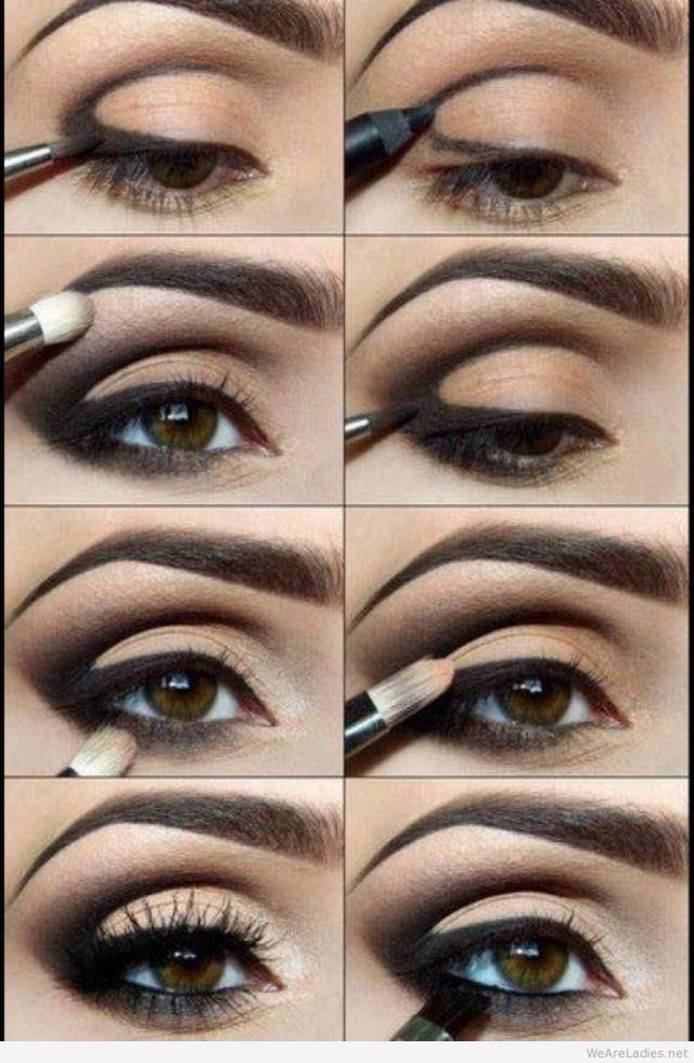 Yellow And Black Eye Makeup Makeup Tutorials Smokey Eye Makeup Academy