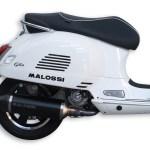 Exhaust System Rx Black Dettaglio Prodotto Malossistore