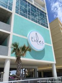 The Tides Hotel in Orange Beach, Alabama