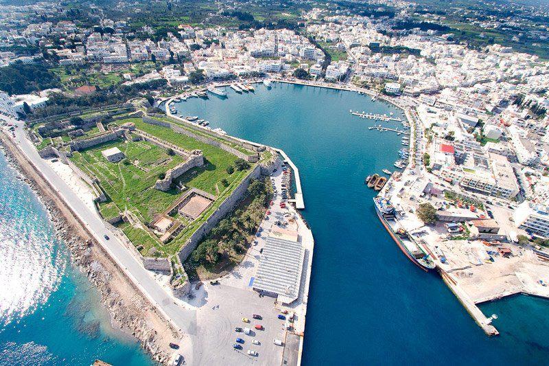 Kos Harbor METS Yachting