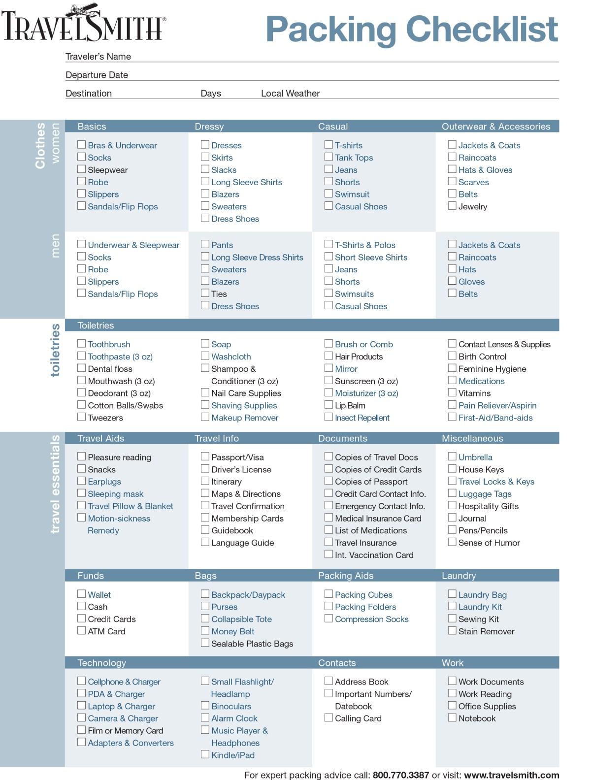 General Packing Checklist.jpg