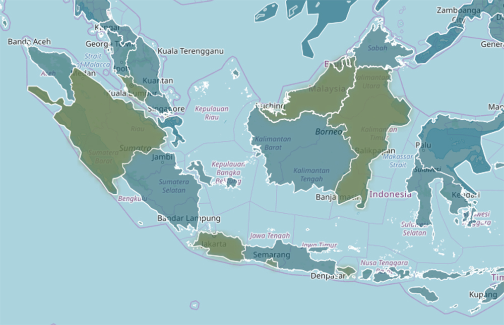 indonesia_visited_map