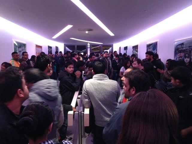 Cineworld_evacuated