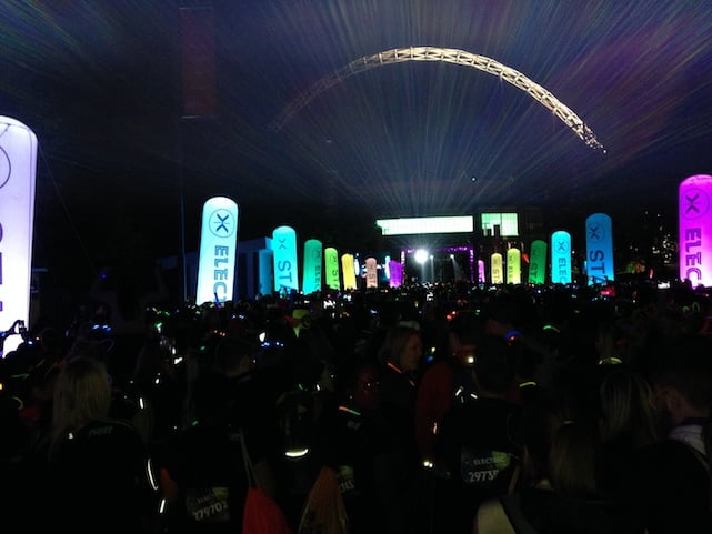 Electric Run London Review