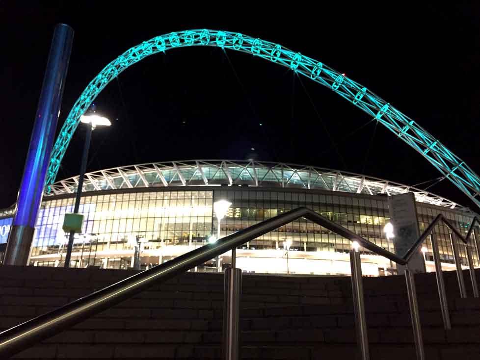 Wembley Stadium calls for uncapped full capacity events